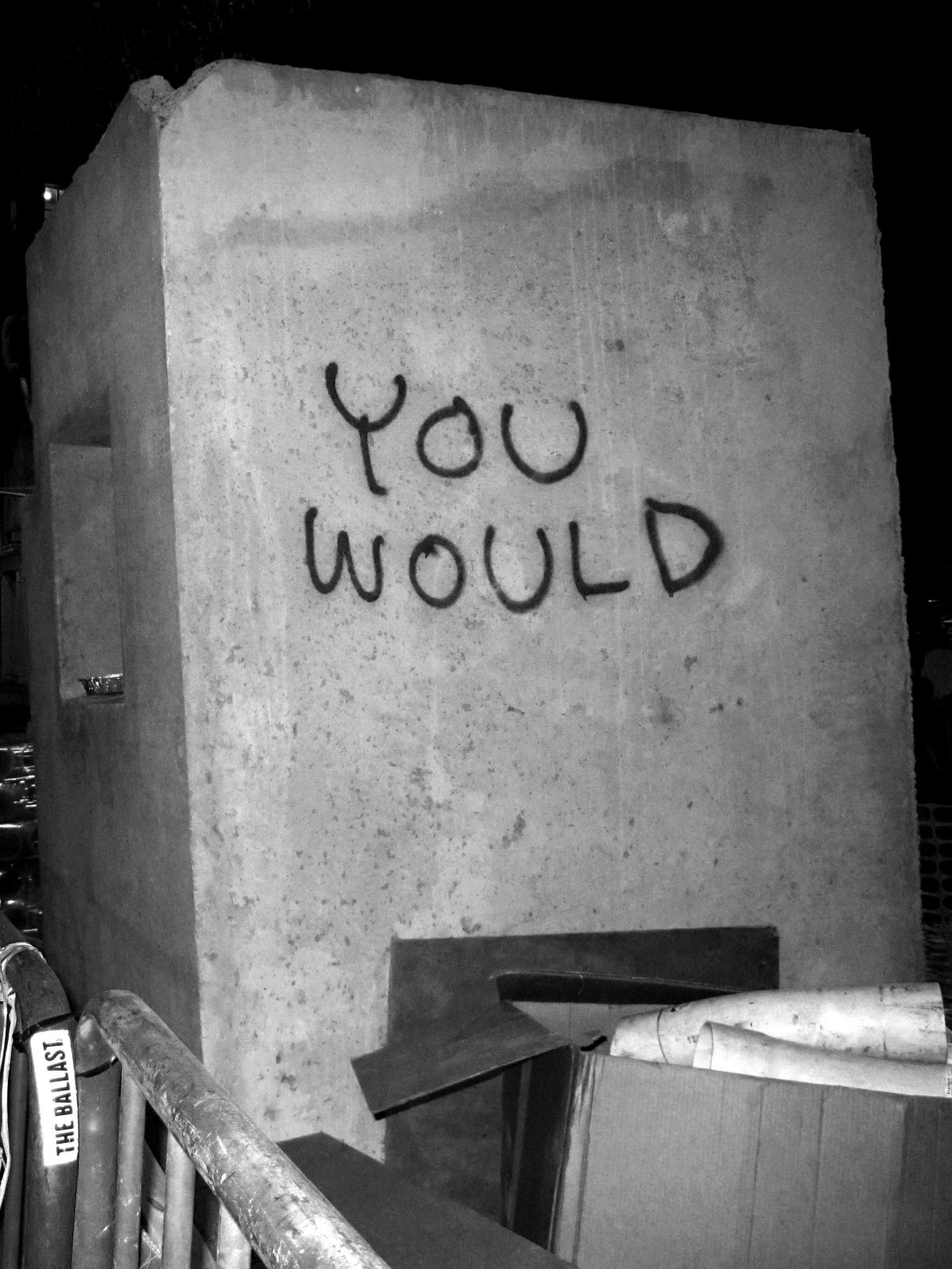 You would – Carl June
