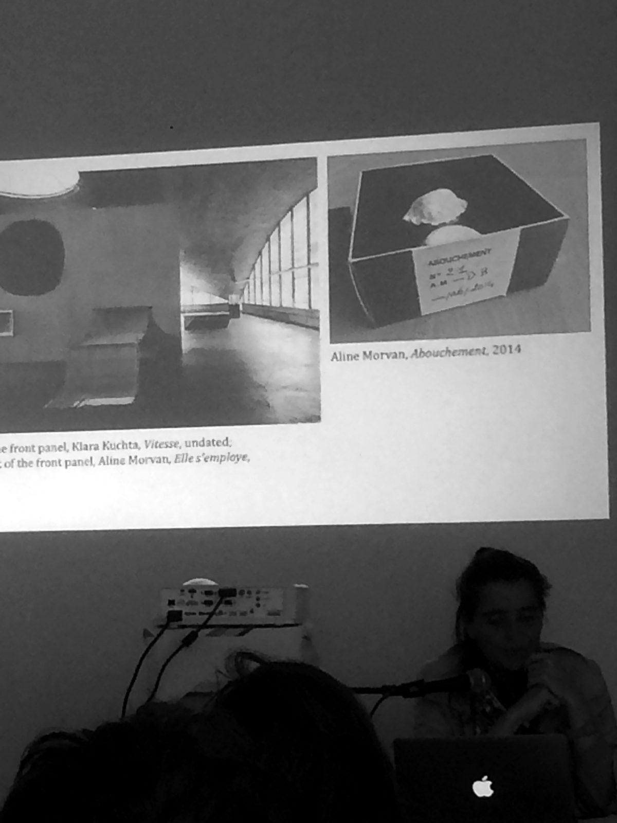 Artist Talk – Donatella Bernardi