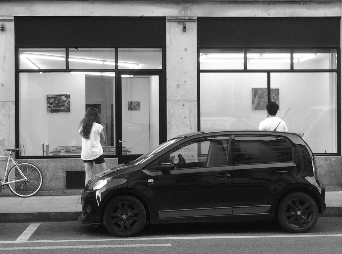 Waiting for Akiyoshi – Akiyoshi Deschenaux, Nelly Haliti