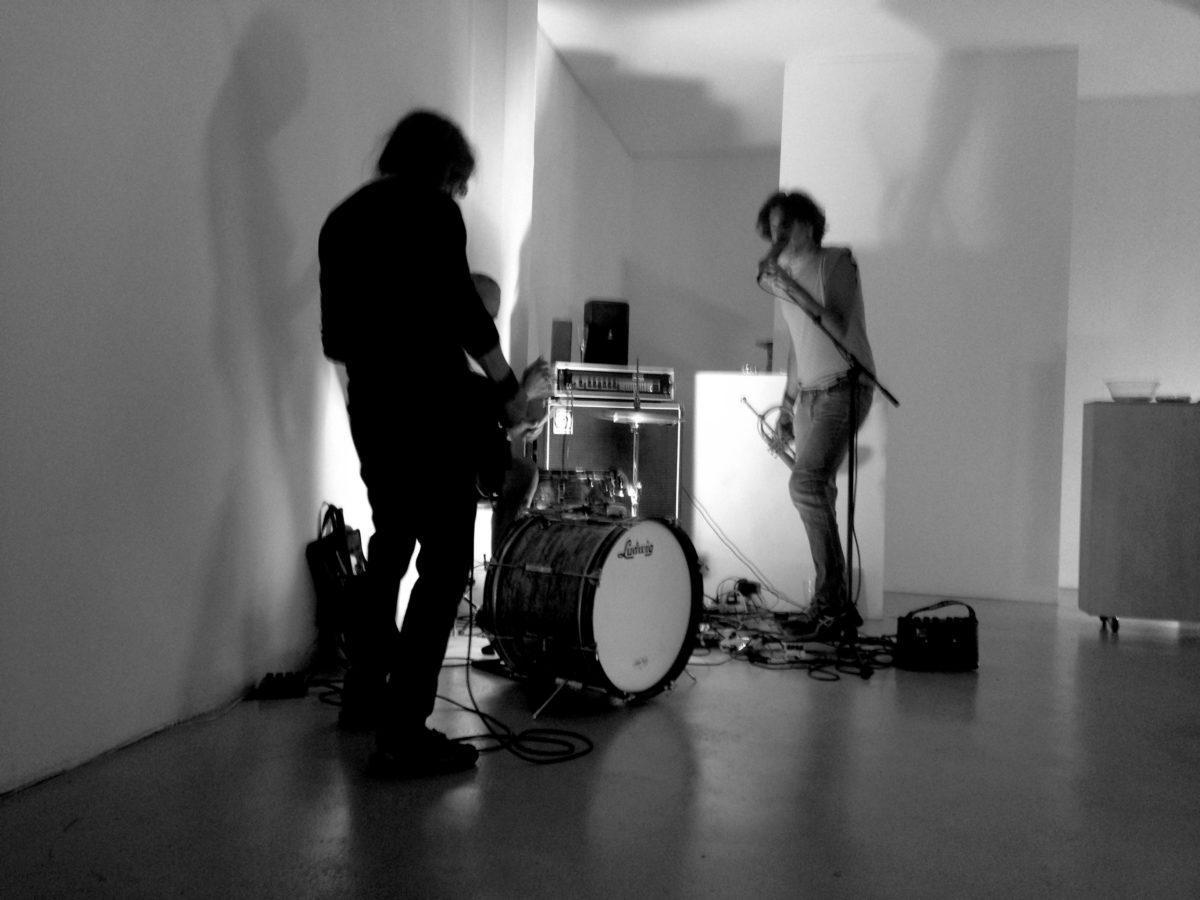 Love song(s) – Samuel Pajand, Heleen Treichler et Stéphane Vecchione