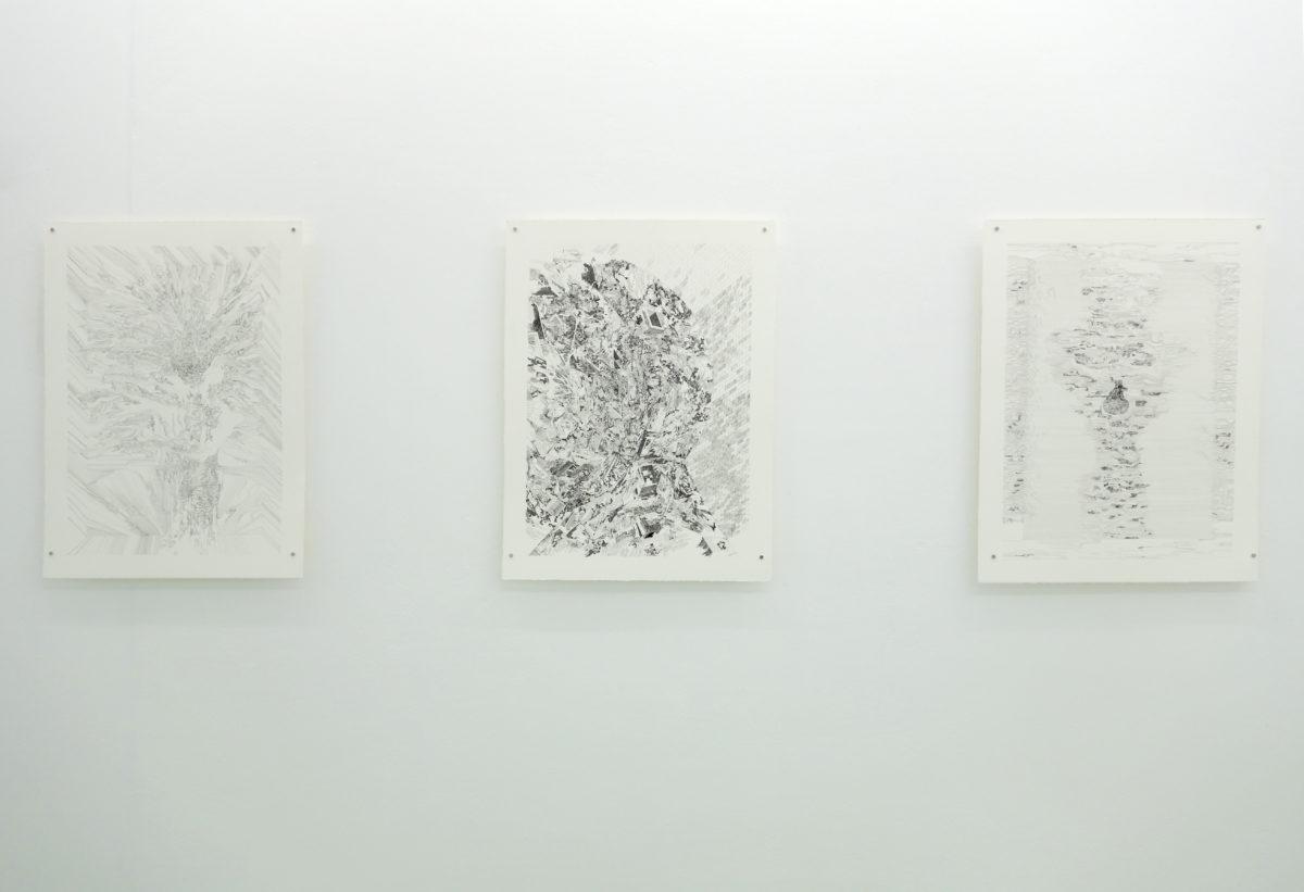 Dessins –Guillaume Fuchs