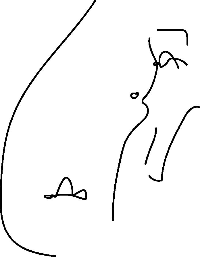Fantôme Ghost – perfomance de Marie-Caroline Hominal et dessin de Victor Korol – 15 05 20